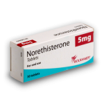 Reviews for Norethisterone online & in UK